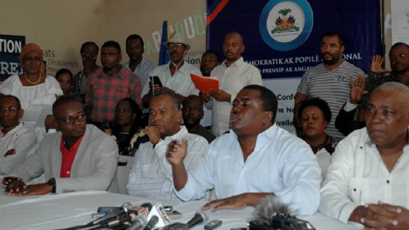 Haiti – Coronavirus : L'opposition préoccupée par la gestion catastrophique de l'urgence sanitaire