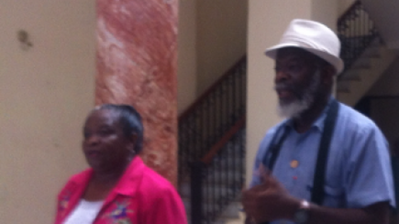 Des cubains, descendants d'Haïtiens, font la promotion du créole à Cuba