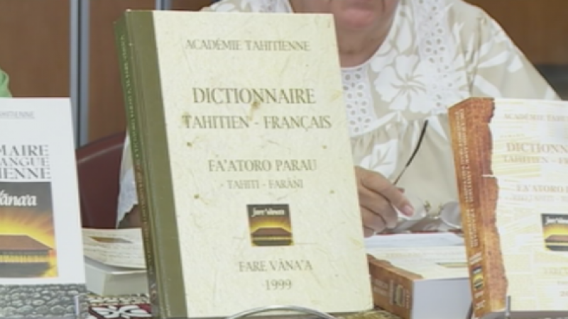 2 000 nouveaux mots, le dictionnaire du Fare Vāna'a s'étoffe