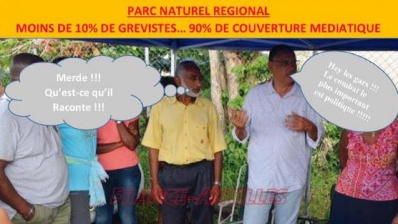 PNM : MOINS DE 10% DE GREVISTES... 90% DE COUVERTURE MEDIATIQUE