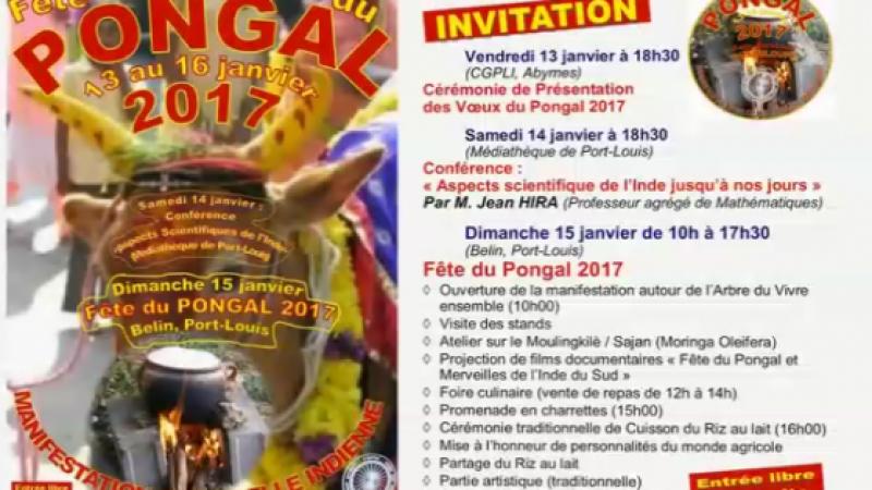 FÊTE DU PONGAL 2017