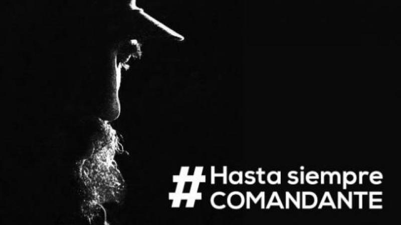 Hasta siempre, Comandante (+ Video)