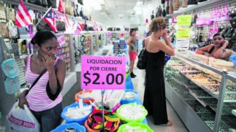 PORTO RICO: UNE FAILLITE NOMMEE COLONIALISME SPECULATIF
