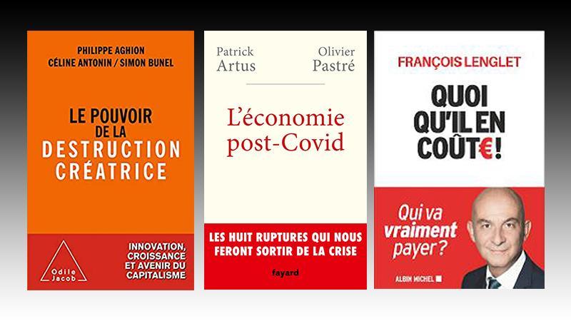 Jean-Marie Nol : mes 3 livres de l'année 2020