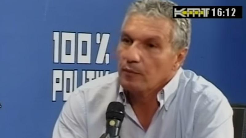 """Rachid Arhab (CSA), à Roland Laouchez (KMT) en décembre 2011 : """"Vous avez l'impression que vos téléspectateurs ont le sentiment d'un débat correct ?"""""""