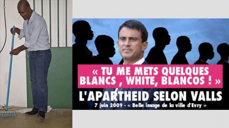"""Quand le président de la Négritude soutient le futur président des """"Blancos"""""""