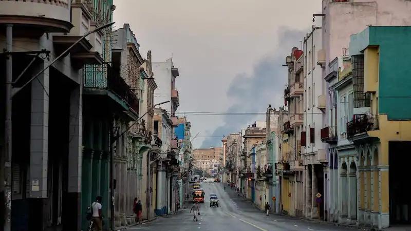 «L'embargo, encore plus cruel» en temps de pandémie, dénonce Cuba