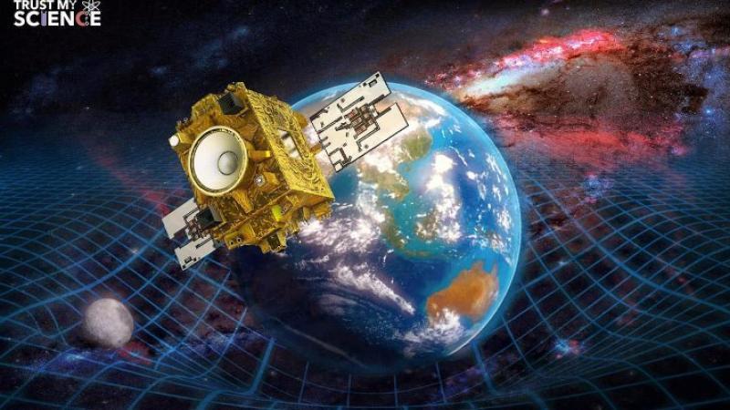 Le satellite Microscope confirme avec une extrême précision les prédictions de la relativité générale