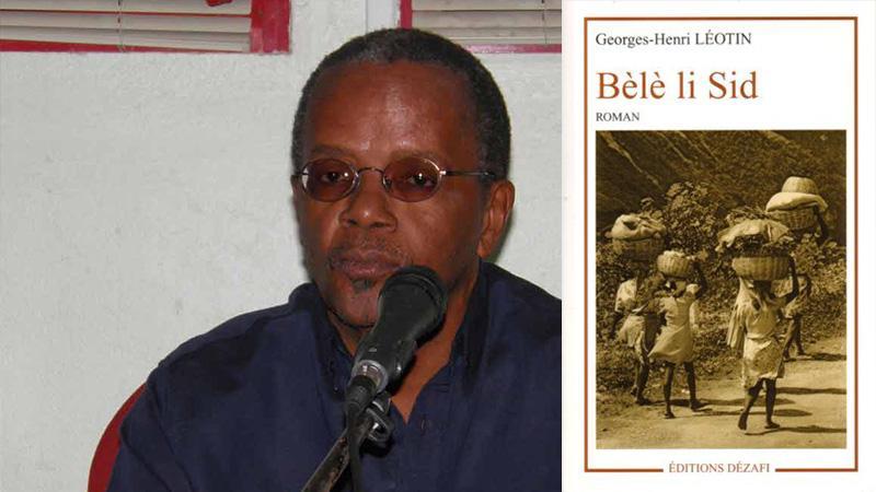 New Book: Georges-Henri Léotin's Bèlè li sid