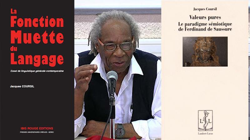 """Jacques Coursil, linguiste, jazzman et penseur du """"Tout-Monde"""""""