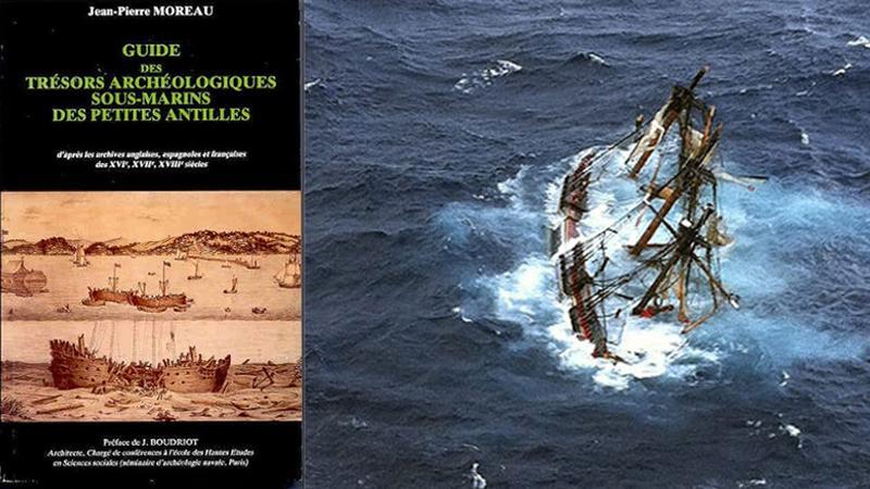 Tourisme mémoriel et patrimoine archéologique sous-marin de la Guadeloupe : 3 pistes prometteuses