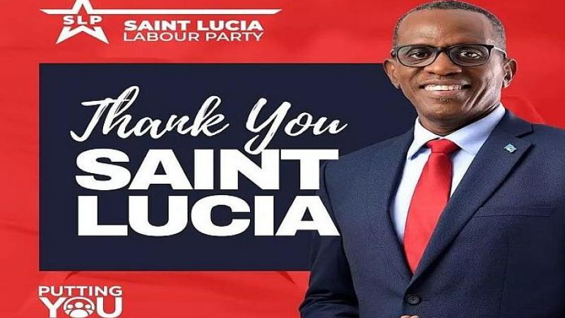 Elections législatives à Sainte-Lucie : victoire écrasante du SLP (Saint-Lucia Labour Party)