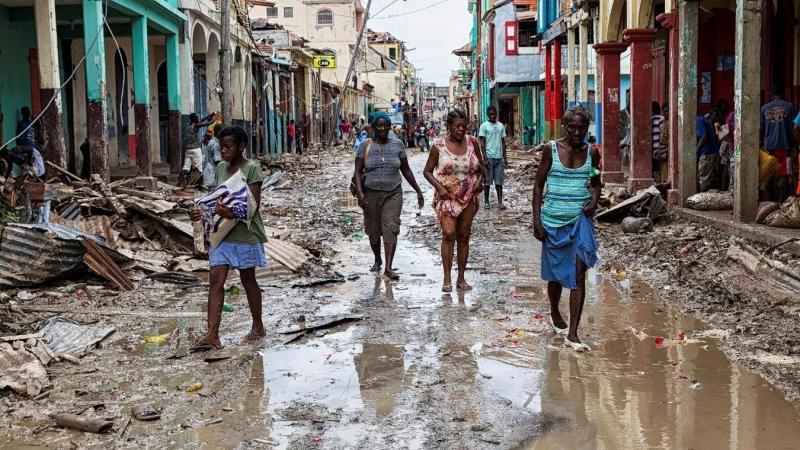 """Haití se declara en estado de emergencia, nadie en el mundo se pronuncia para enviar """"ayuda humanitaria"""""""