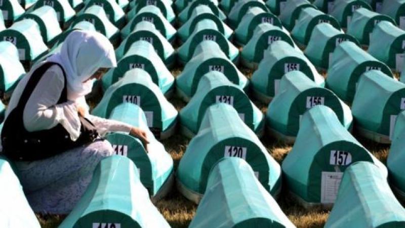 Plus Jamais Srebrenica, n'oublions jamais l'horreur de ce génocide contre 8000 martyrs bosniaques musulmans