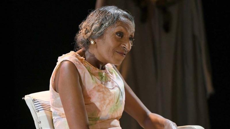Stéphanie St-Clair, reine de Harlem d'après Raphaël Confiant, mis en scène par Nicole Dogué