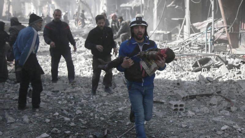 Une Syrienne chrétienne révèle ce qui se passe réellement en Syrie…