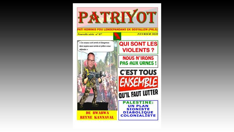 Patriyot #87 Février 2020