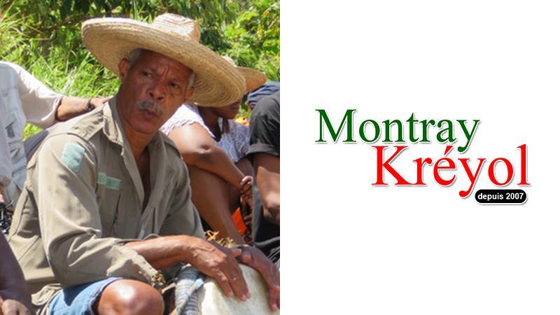 Daniel Bardury : An ti pal ba Montray Kréyol !