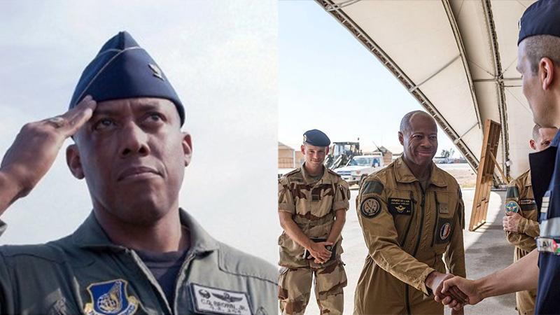 Deux généraux d'aviation noirs nommés aux plus hautes fonctions