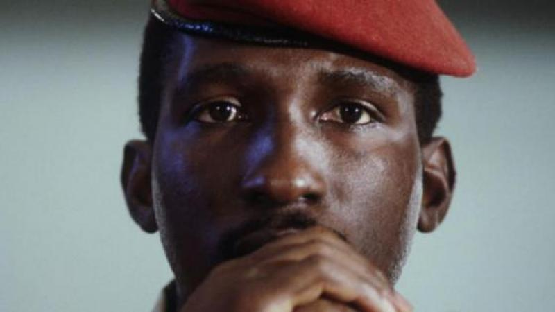 UN PROJET DE MEMORIAL THOMAS SANKARA AU BURKINA FASO