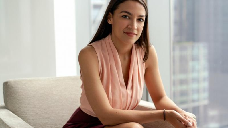 Alexandria Ocasio-Cortez on the 2020 Presidential Race and Trump's Crisis at the Border