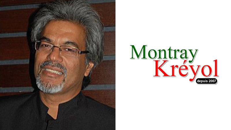 Khal Torabully soutient Montray Kréyol