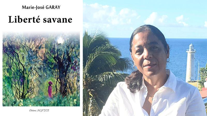 "Découvrir ""Liberté savane"" de Marie-José Garay"