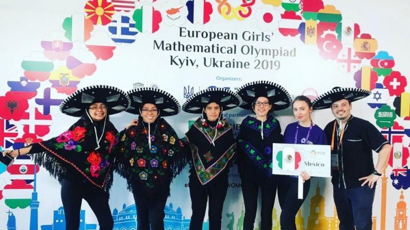 México conquista el oro en las Olimpiadas de Matemáticas