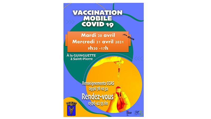 COMMUNIQUÉ DE PRESSE : VACCINATION COVID