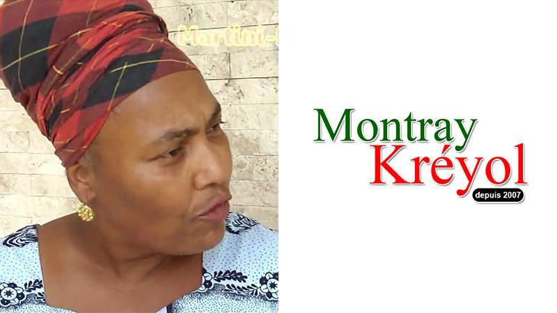 Aurélie Dalmat soutient Montray Kréyol