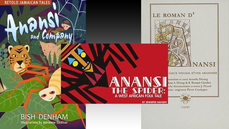 « Le roman d'Anansi »