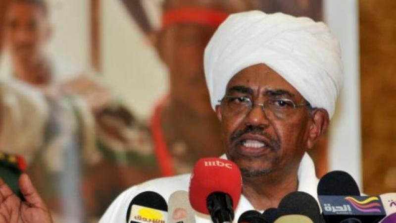 US BEHIND ALL ARAB SUFFERING-PRESIDENT BASHIR