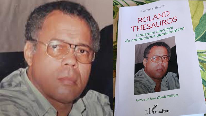 Roland Thésauros monté an filao