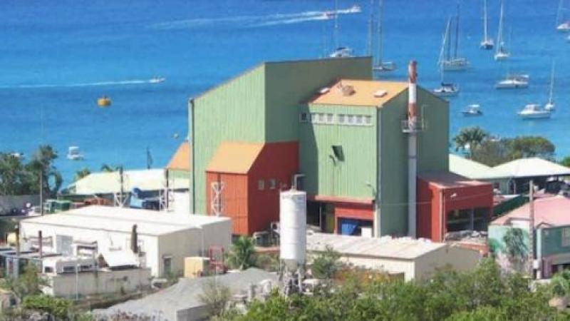 L'ILE DE SAINT-BARTHELEMY MODERNISE SON UNITE DE VALORISATION ENERGETIQUE