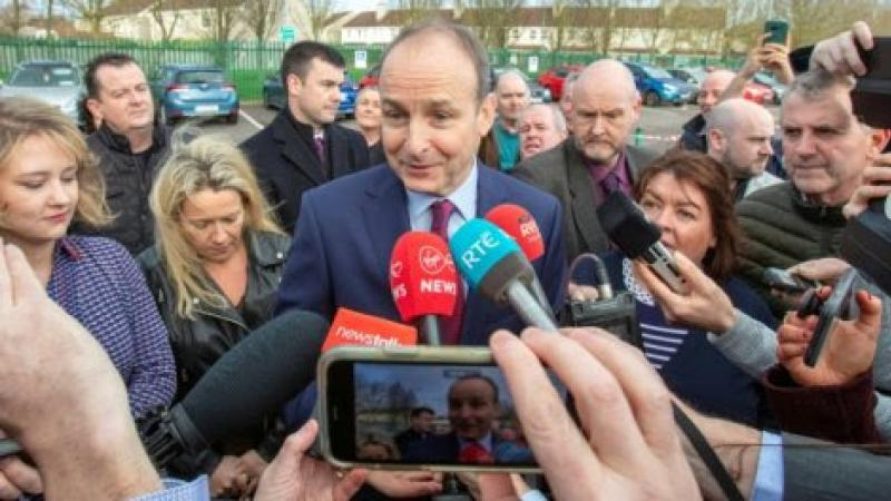 Le Sinn Fein devient la deuxième force parlementaire en Irlande