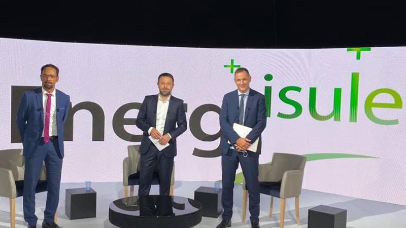 CORSE - MARTINIQUE : ENERG'ILES - SUIVEZ LE DÉBAT ENTRE GILLES SIMEONI, PRESIDENT DU CONSEIL EXECUTIF ET Louis BOUTRIN
