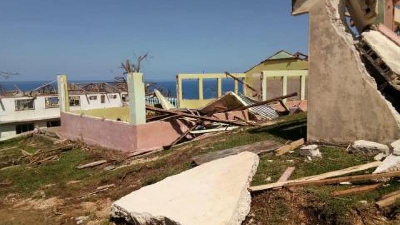 L'OIM soutient Vanuatu pour répondre au double défi du cyclone de catégorie 5 et de la COVID-19