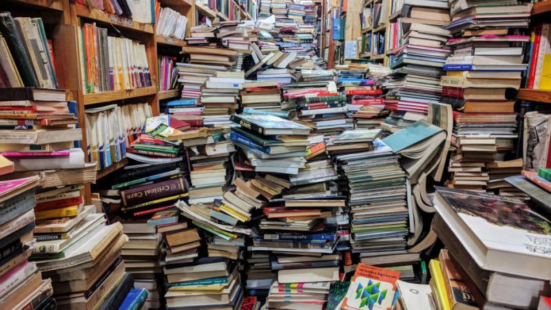 Au Royaume-Uni, les auteurs rémunérés par les ventes de livres d'occasion