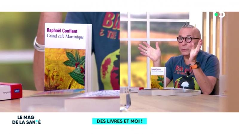 """""""Grand café Martinique"""" dans l'émission """"Le Magazine de la Santé"""""""