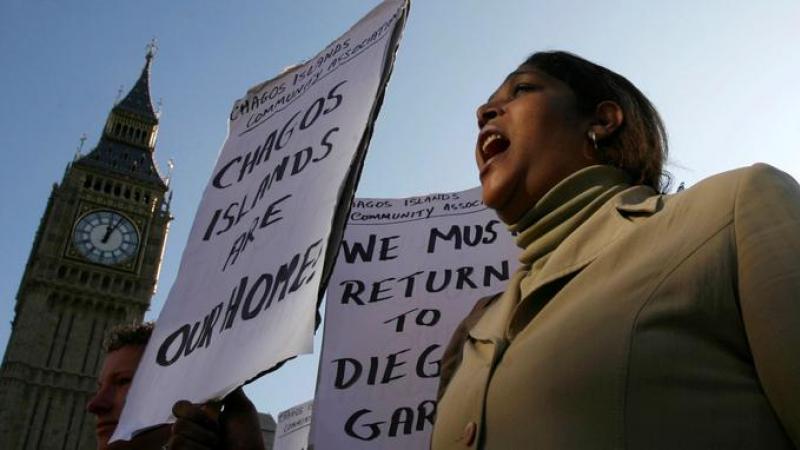 Londres sommé de rendre les Chagos à l'île Maurice