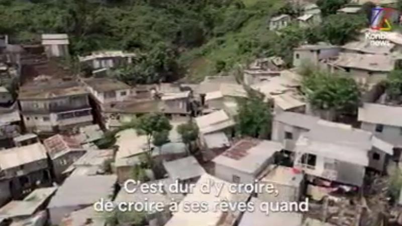 Mayotte, 101è département français : entre lagon et bidonville
