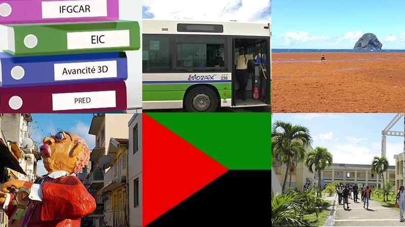 Les six plus grands flops de l'année 2018 en Martinique