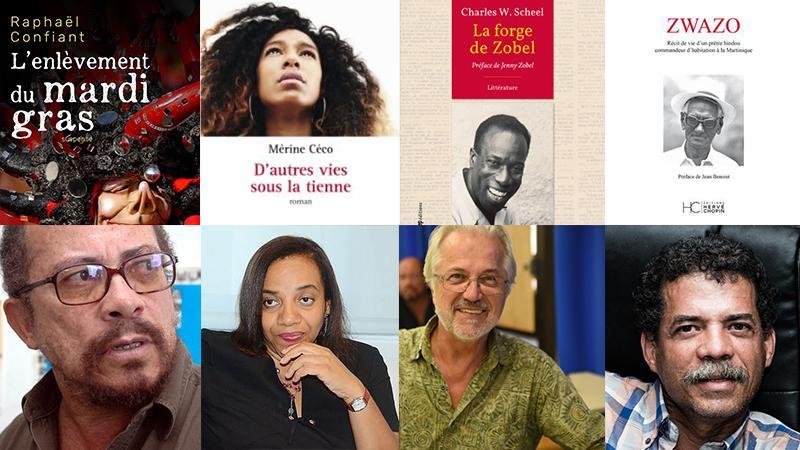 Martinique : les quatre livres du début de l'année