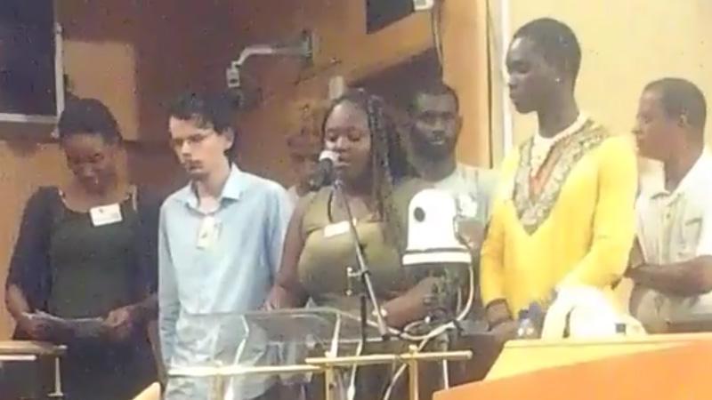 """Plénière de la CTM, le Collectif des Etudiants : """"Ces 3 personnes ne peuvent se retrouver face à des étudiants ayant des valeurs morales !"""""""