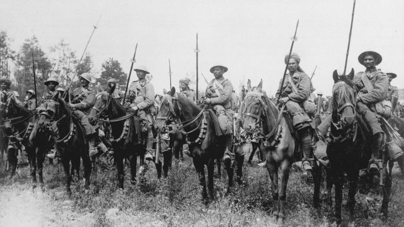 Les troupes indiennes en Flandres, une histoire méconnue