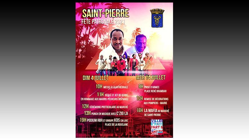 """Saint-Pierre : une fête patronale sous le signe de """"L'Engagement"""""""