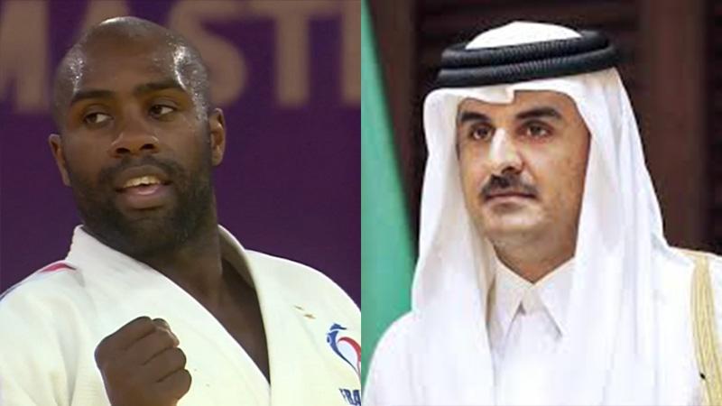 """Le Japon porte plainte contre Teddy Riner et le Qatar pour """"appropriation culturelle"""""""