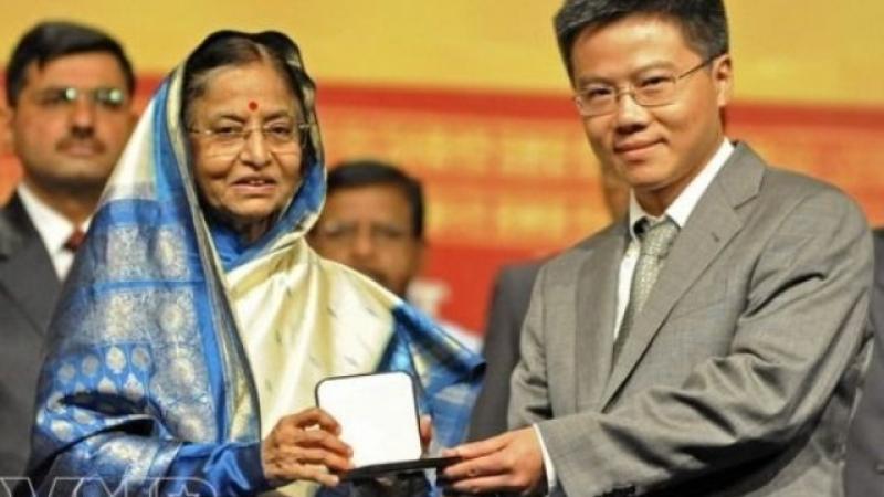 Ngo Bao Chau, lauréat de la médaille Fields