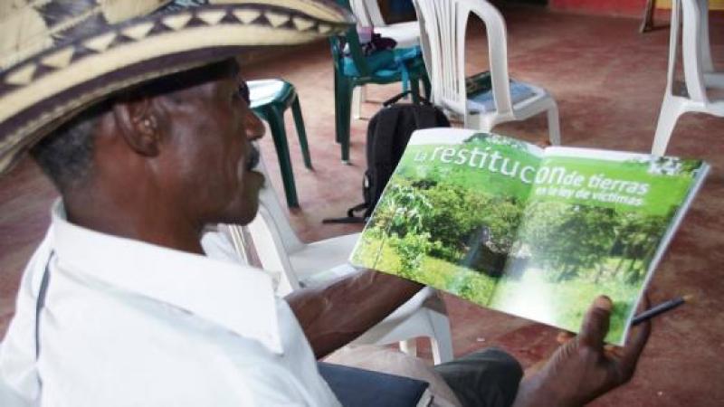 71 000 hectares de terres restituées à des communautés afrocolombiennes