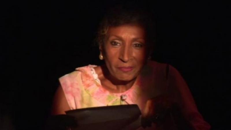 Festival d'Avignon : Stéphanie, Française de Martinique reine de la pègre à Harlem